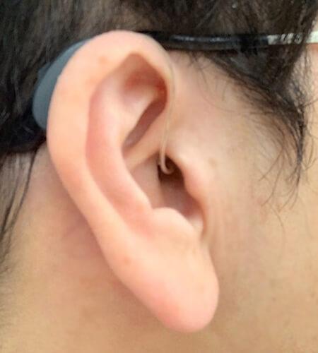 耳かけ型レジェンド
