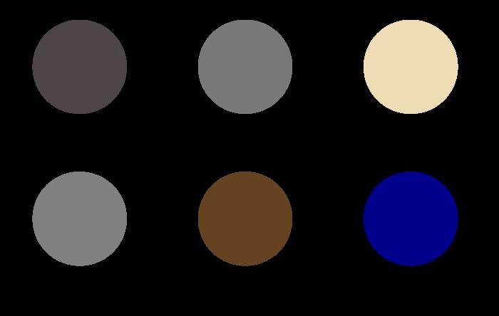 6色のバリエーションの耳かけ型レジェンド