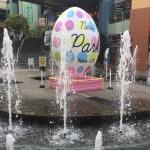 パークプレイス噴水